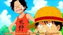 Promesa de Ace a Luffy de nunca morir