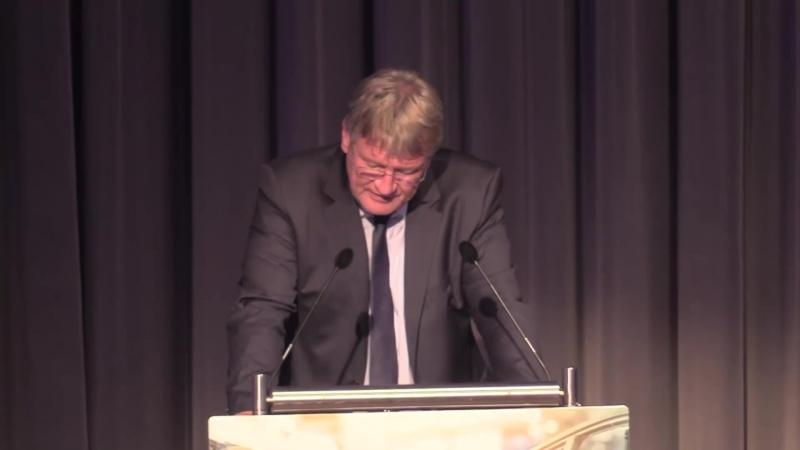 Jörg Meuten spricht Klartext in Aichstätt - korrekte AfD Veranstaltung