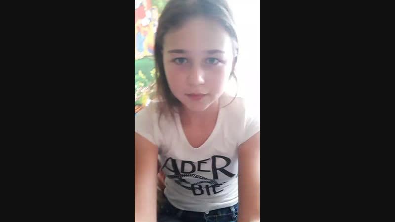 Алина Юдина - Live