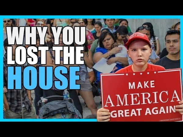 Wake Up! The TRUTH About Why Republicans Lost the House - YouTube