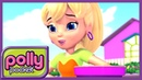 Polly Pocket en Español Interruptor interrumpido💜🌈 Película de niños 🌈 Dibujos animados