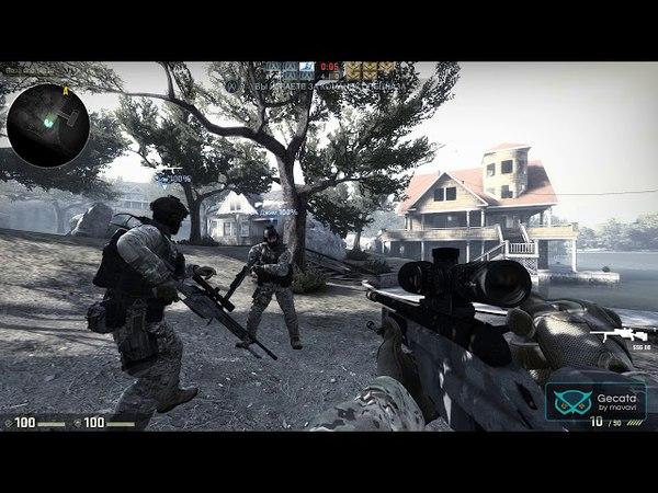 CS:GO Перелетные снайперы