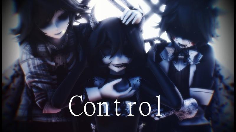 {MMD x BATIM} .Control. (Alice,Bendy,Boris)