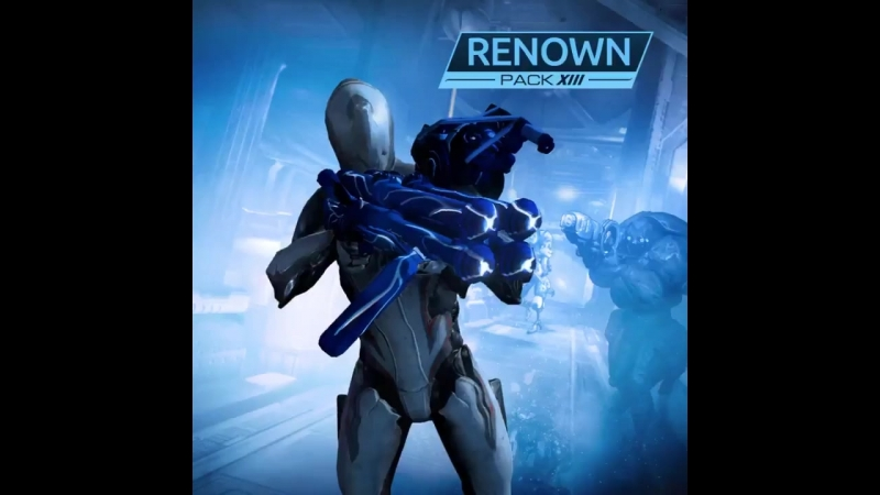 Give the Grineer a taste of their own medicine with Renown Pack XIII! - - Includes the Hek Shotgun, Hek Obsidian Skin, 170 Plati