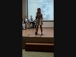 Хаметова Сабина «Чулочки» М.Джалиль