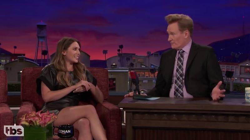 Звезда «Мстителей» Элизабет Олсен показала знания русского мата в эфире американского телешоу