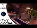 На пути к ЛИНКОРУ Avorion 1 Ко оп