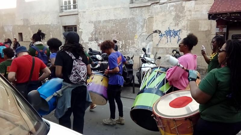 Шествие баранщиков в Марэ