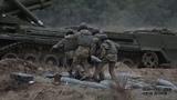 Идут по Украине солдаты ОТГ «Схід»