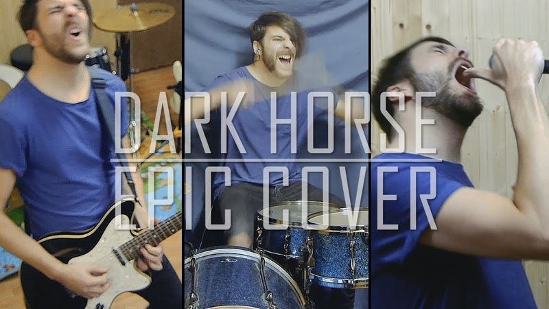 Katy Perry DARK HORSE Epic Cover