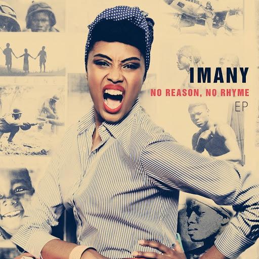 Imany альбом No Reason No Rhyme EP
