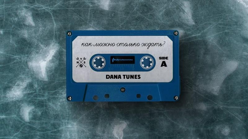 Dana Tunes Как можно столько ждать текст