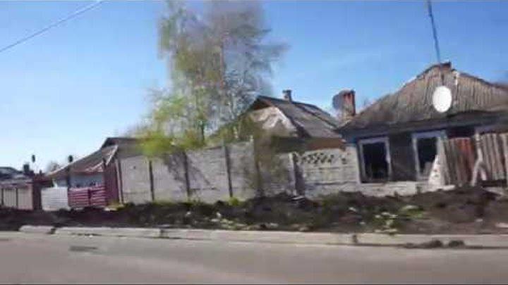 Поселок 15-й, ул. Стратонавтов и ул.Взлетная (г.Донецк)