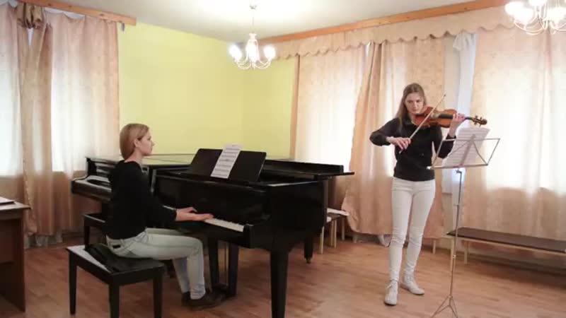 Сектор Газа - 30 лет кавер на скрипке пианино. а, мне сегодня 30 лет)