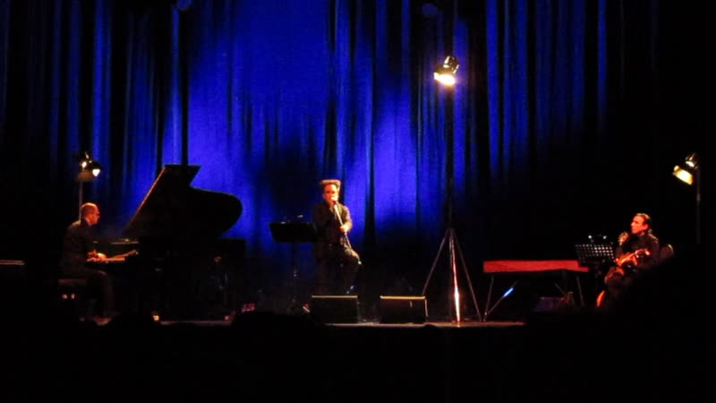 Alexander Veljanov Lied Für Annabel Lee das Fragment 29 03 19 Berlin