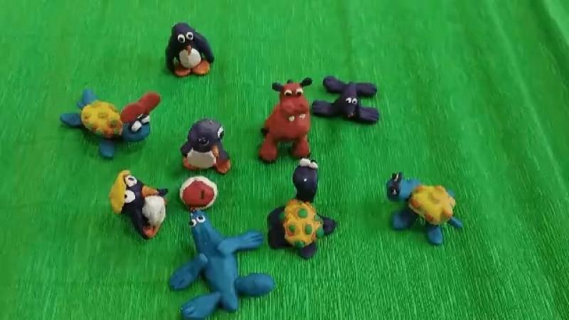 Мульфильм про футбол от ребят группы интенсив Школы IQ007