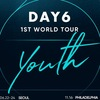 DAY6 1ST WORLD TOUR 'YOUTH' IN MOSCOW
