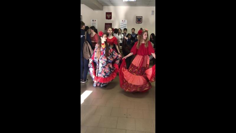 Диалог культур 2018 год.5 класс В (Цыгане)