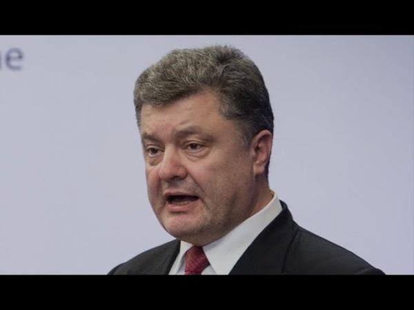 Напугал ежа: Хвастун Порошенко снова сел в лужу