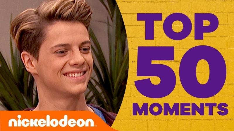 Jace Norman's TOP 50 Moments! Ft. Henry Danger, The Thundermans, More!   NickStarsIRL