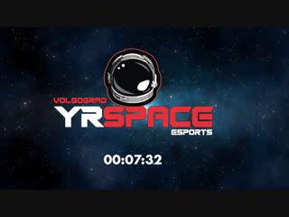 YRSPACE STREAM! Apex Legends by Admin Team