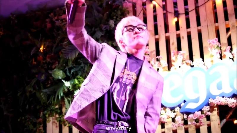 [FANCAM] Zion.T - Dodo | Cherry Blossom Gaarden (14.04.2018)
