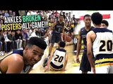 Cassius Stanley Reacts to OVERRATED Chants w ANKLE BREAKER &amp DUNK! CRAZY LIT FINISH IN PLAYOFFS!