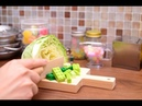 Stopmotion Cooking LEGO Salad! ASMR/EATING