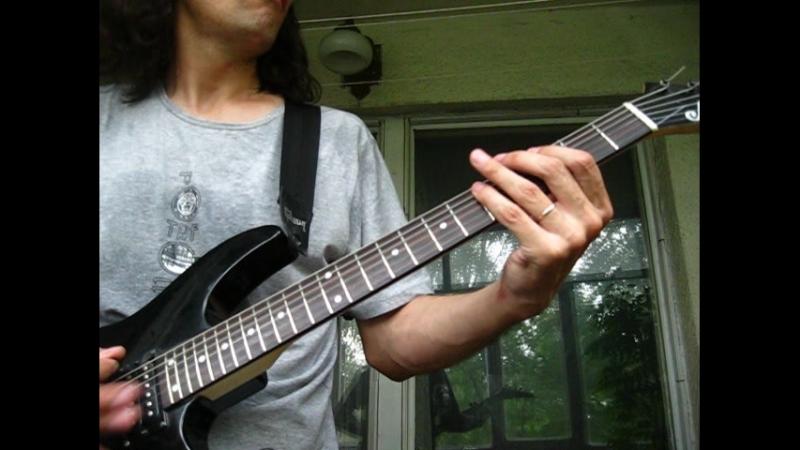 Король и Шут - Сапоги Мертвеца - партия гитары