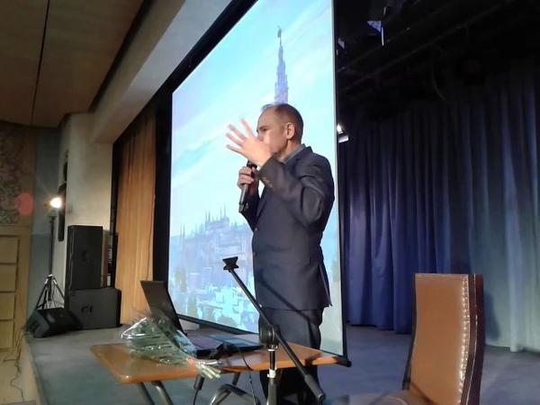 12 чудес света (Часть 1/2). Руслан Нарушевич. Санкт Петербург. 29.05.2017