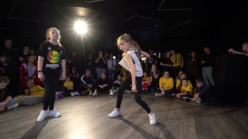 Ksushka vs Ulya-Pulya vs Viktosha | Dancehall Kids | FINAL | BSB 2019