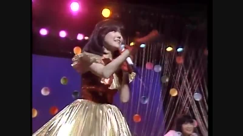 松本伊代・1981・16才から・コンサート