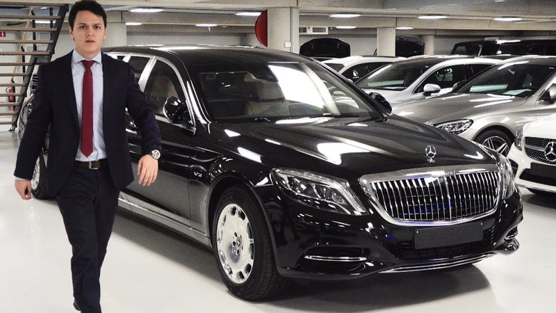 2019 Mercedes Maybach S600 Pullman GUARD V12 Full Review Interior Exterior Security