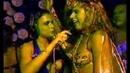 Suzane Carvalho na apresentação dos Bailes de Carnaval da Rede Bandeirantes 1990