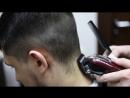 Мужская стрижка от стилиста концепт-салона Нимфа-Aveda Кристины Парц