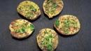 Картофель, запеченный на травах и специях