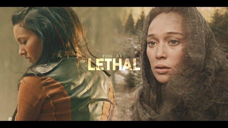 Lethal [eretria lexa]