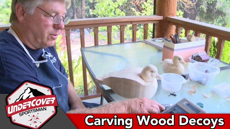 Carving Duck Decoys | At The Truck Presented By UnderCover and Truck Hero Outdoors