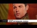 NC Портреты футболистов в Питере