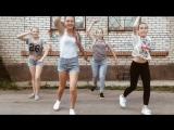 Девочки 12-16 лет, современные танцы, направление Dancehall