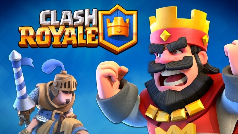Clash Royale - Обзор Игры (GamePlay iOS/Android)