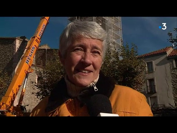 Le campanile de léglise de Prades a retrouvé sa cloche.