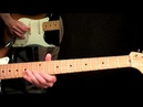 Sultans Of Swing Guitar Lesson Pt.4 - Dire Straits - Main Solo