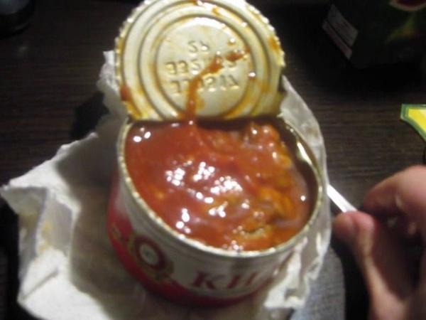 Килька в томатном соусе Черноморская Эксклюзив