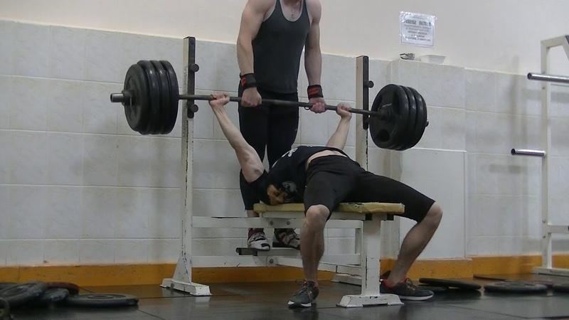 Bench Press Elite: Part 5 180 кг