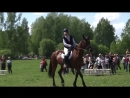 Танец лошадей на празднике Калгановского конезавода (По Лужскому уезду)