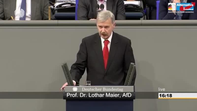 Venezuela Bloße Appelle reichen nicht aus! - Lothar Maier - AfD-Fraktion im Bundestag