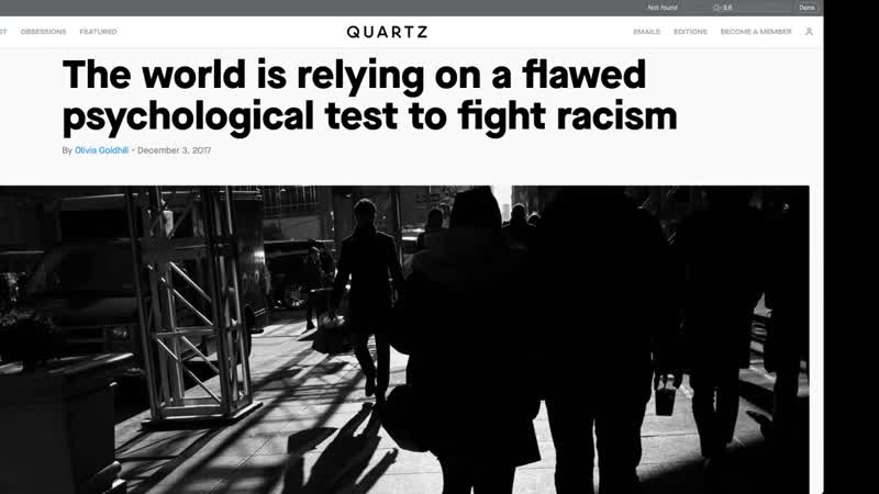 Absolute Bullshit: Debunking The Science Of Racism