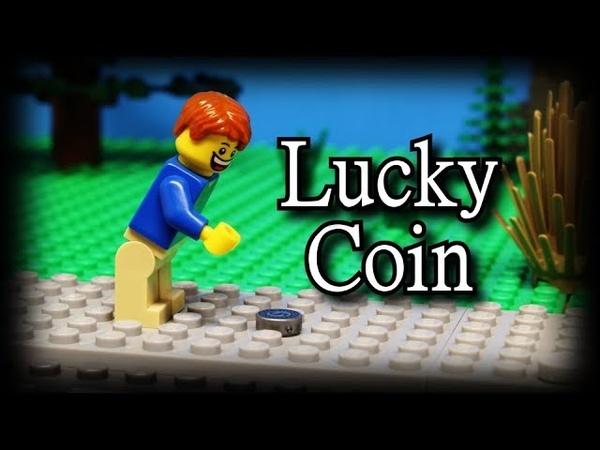 Lego Lucky Coin