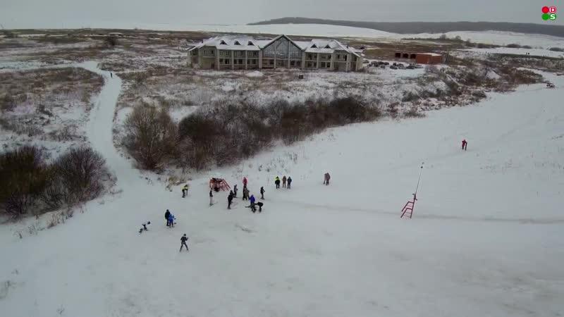 Мордовия. Зимняя Подлесная Тавла 2019. Горные лыжи и сноуборд